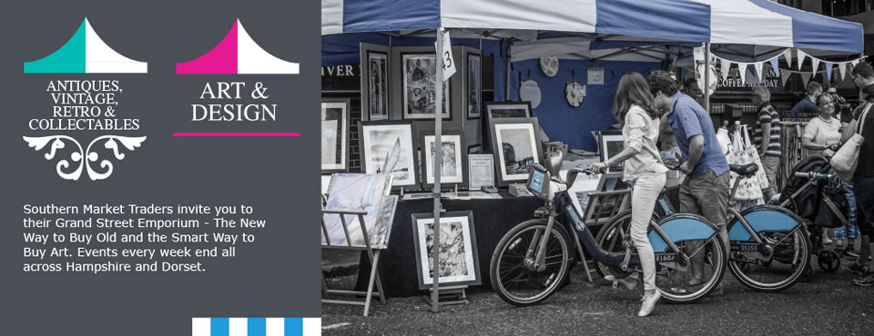 Art Design & Antiques Markets