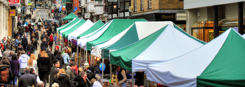 Winchester Street Market