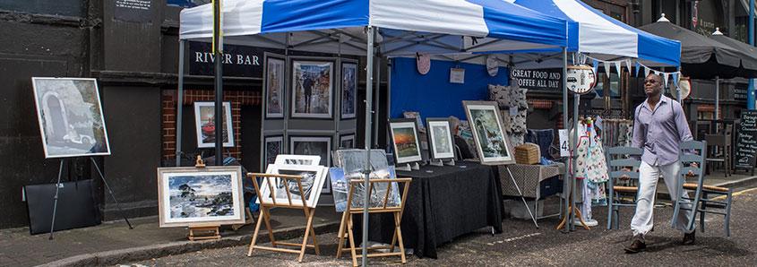 Art, Design, Antiques & Vintage Markets